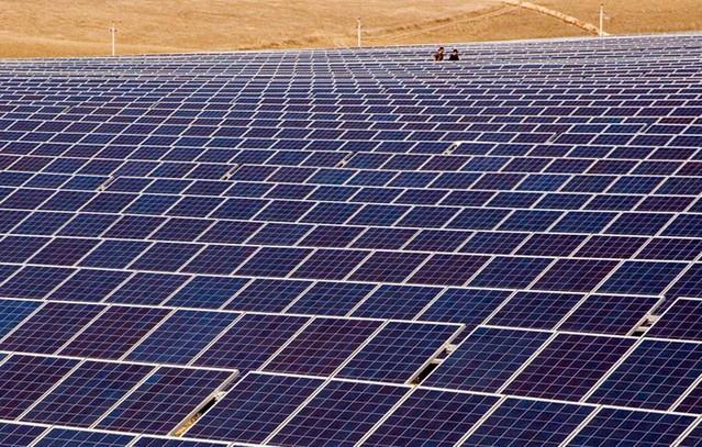 Parcul fotovoltaic Perovo, Ucraina