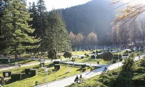 Parcul din Slanic Moldova - Greenly Magazine