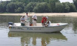 Monitorizare calitate apa Dunare