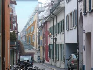 Steinenstrasse Lucerne