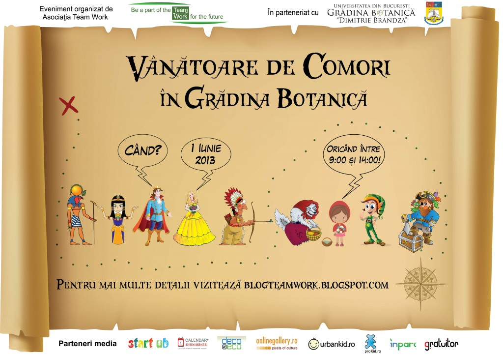 Vanatoarea de Comori 2013