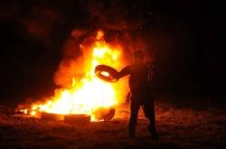 Arderea anvelopelor. Sursă: ecomagazin.ro