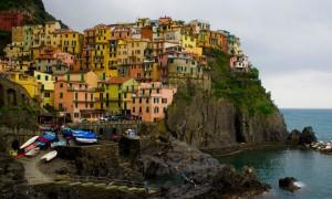 Arhitectură și civilizație în Parcul Național Cinque Terre