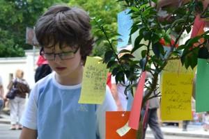Copiilor le-a placut standul Greenly :D!
