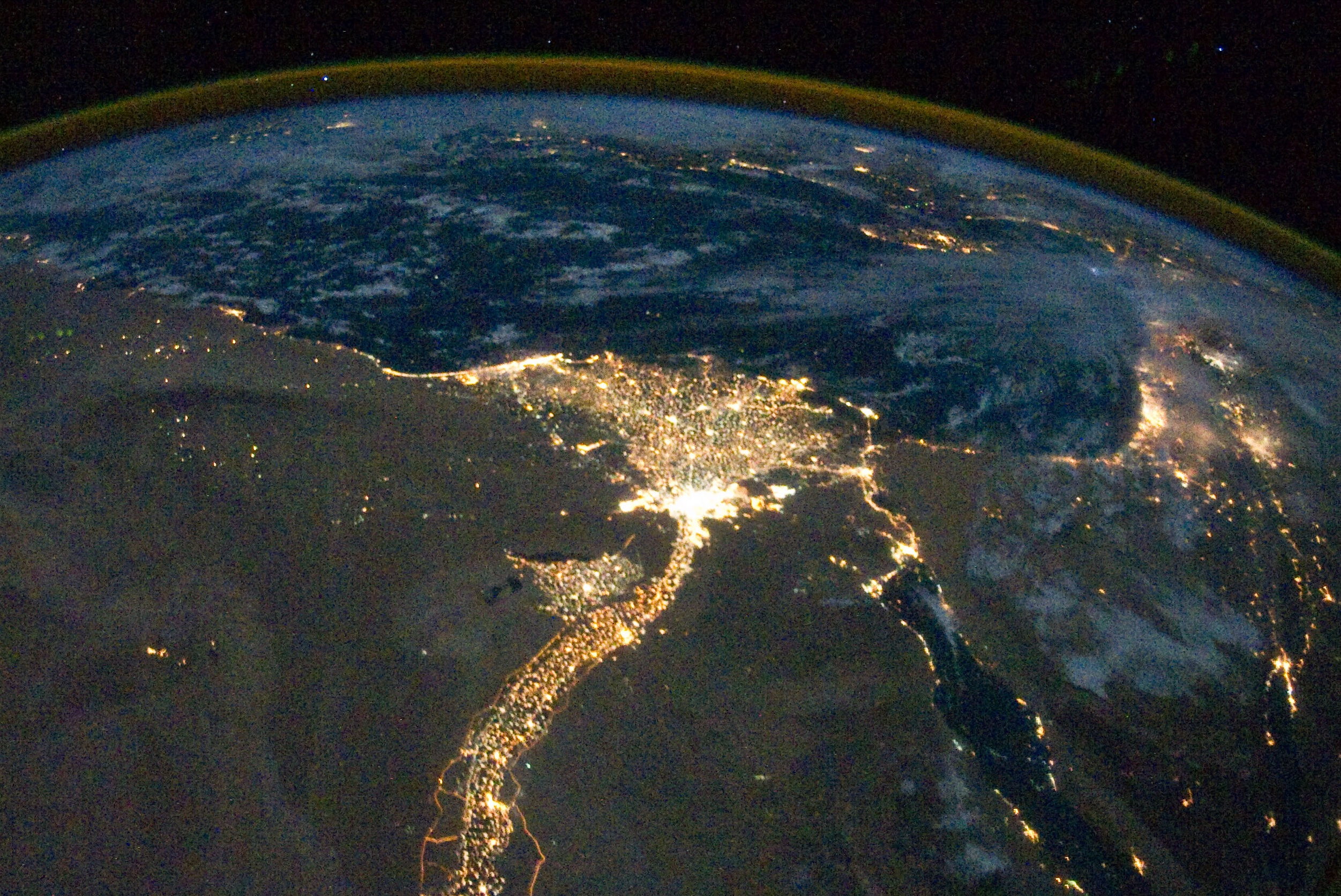 Nile_River_Delta_at_Night_cropped