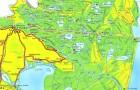 Padurile din Delta Dunarii