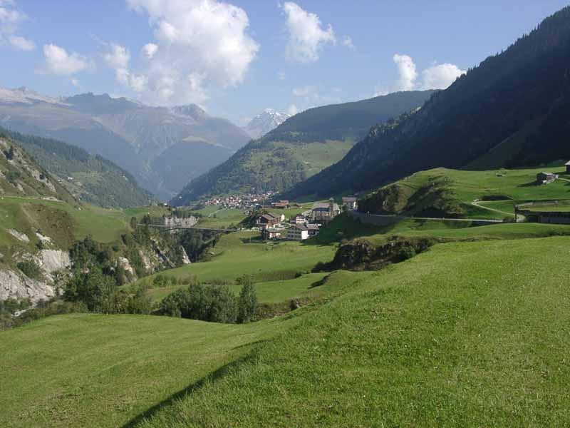 Medel Valley