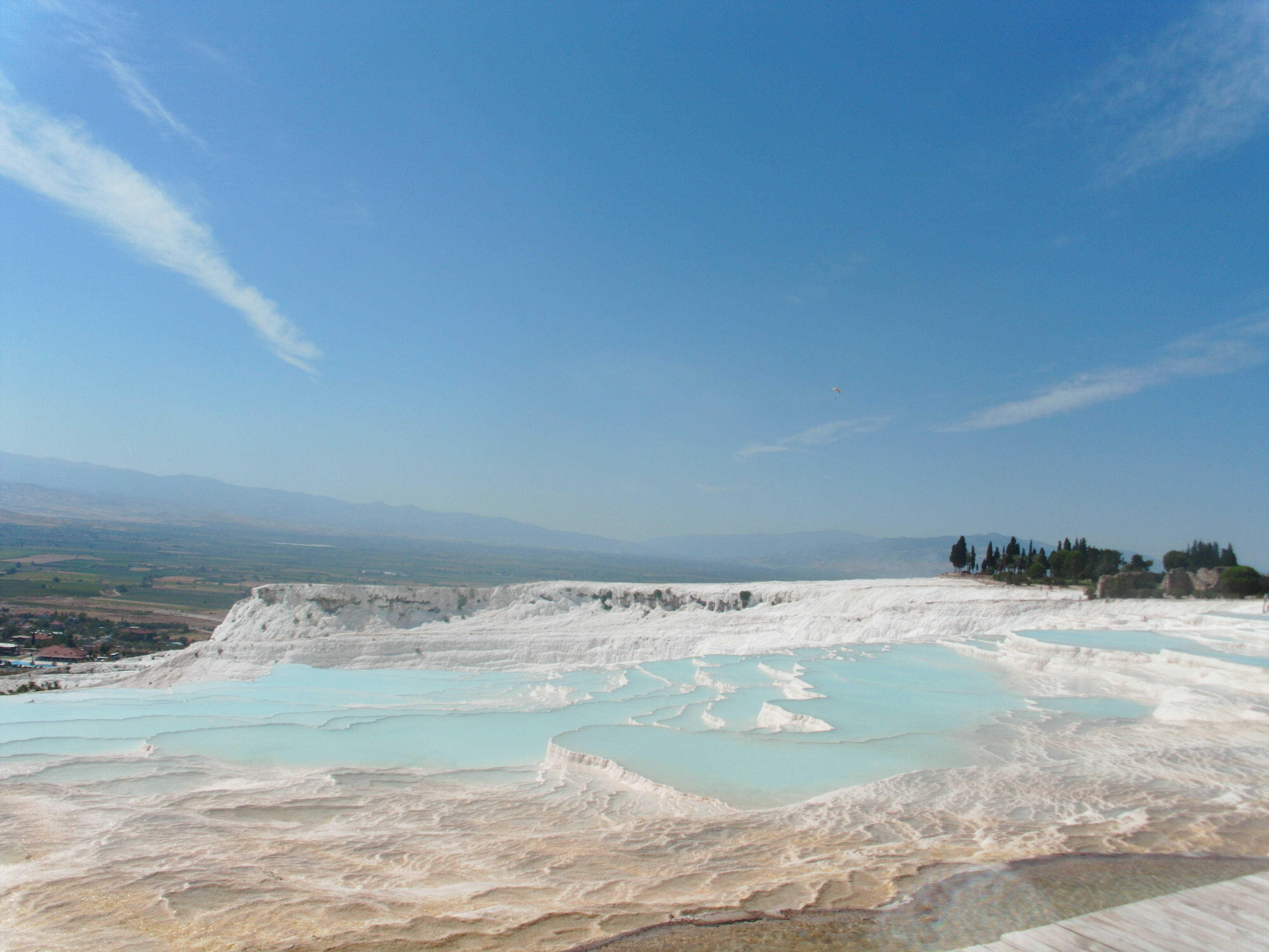 Image result for Pamukkale, Turcia