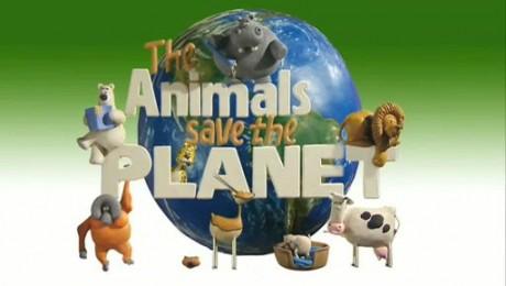 Animalele salvează planeta!