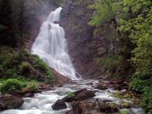 Cascada Rachitele PN Apuseni