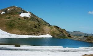 Lacul Vinderel si Vf Farcau PN Muntii Maramuresului
