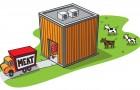 Cresterea animalelor in ferme