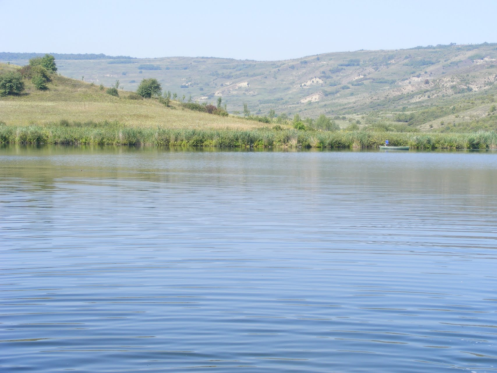 Pike's Lake – Romania