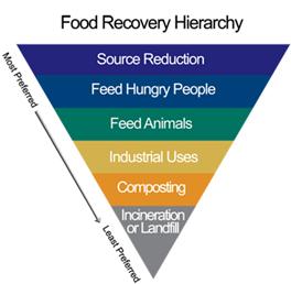 Cum se poate recupera hrana in plus
