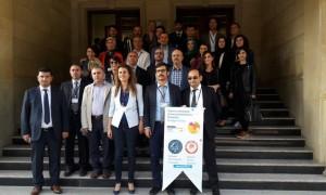"Congresul ""International Economic and Administrative Perspectives: New Regional Visions"" (CIEP 2016), Baku (Azerbaidjan), 28-30 septembrie 2016"
