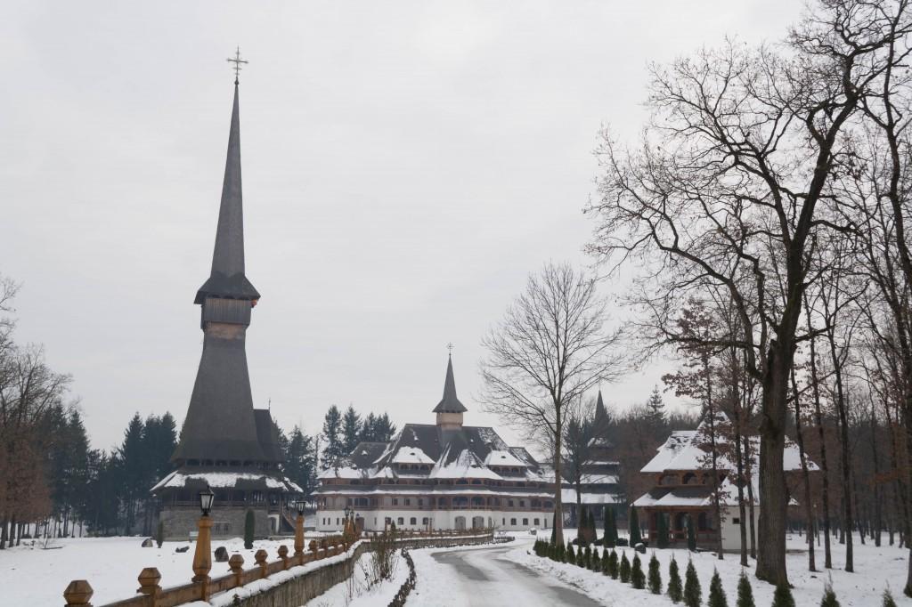 Manastirea Peri Sapanta