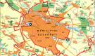 Dâmbovița a devenit sinonimă cu București, dar oare câți dintre voi cunosc impactul capitalei asupra râului?