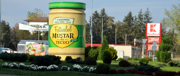 Festivalul Național Muștar din Tecuci