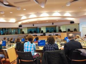 Discuție la Comitetul European al Regiunilor