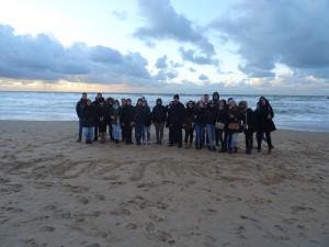 Plaja din Oostende